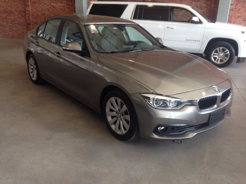 bmw 320i aut.color platinum 2016 bp6088