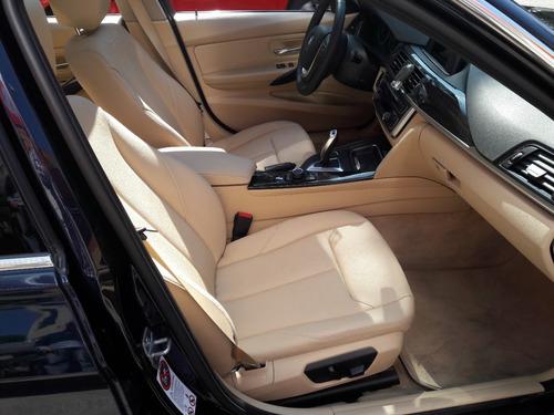 bmw 320i luxury line 4 cil biturbo piel qc acepto auto