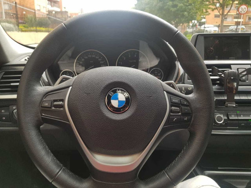 bmw 320i luxury line, motor 2.0 twin turbo, 2015, 7500 kms