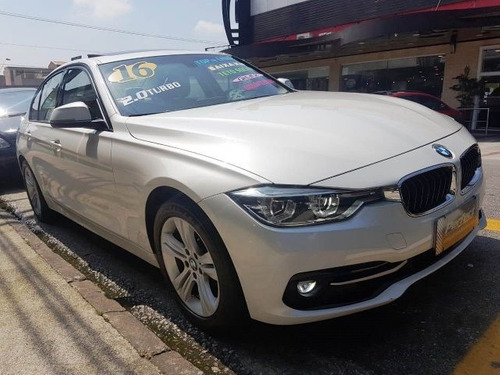bmw 320i m sport gp 2.0 16v turbo active flex