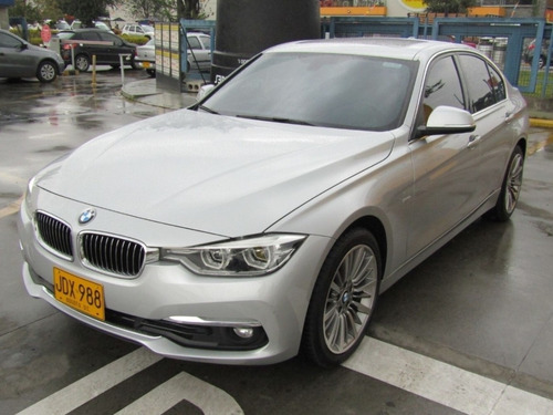 bmw 320i - modelo 2016 - luxury.