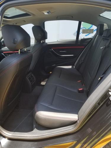 bmw 320ia sport line aut 2017 de venta en agencia