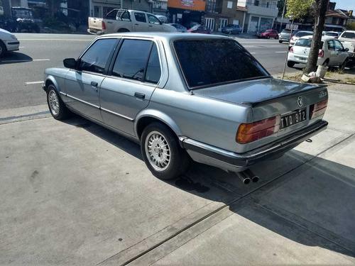 bmw 323i 1987 inyección