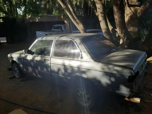 bmw 323i e21 1980 sedan 2 puertas coupe