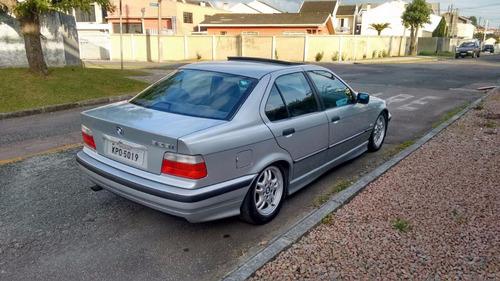 bmw 323i exclusive 1997/1998 3º dono