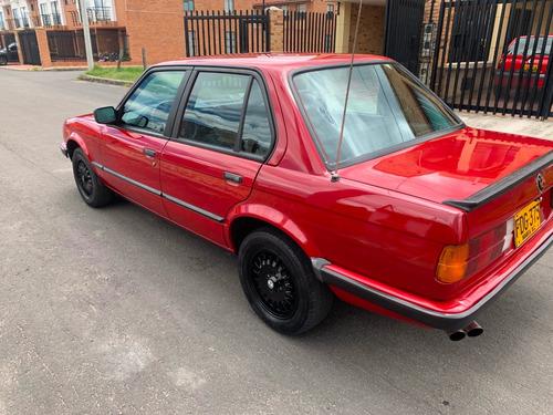 bmw 323i modelo 1984 excelente estado
