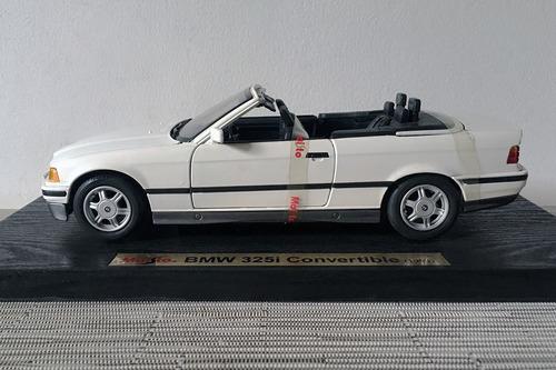 bmw 325i 1993 modelo escala 1:18