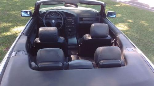 bmw  325i  conversível 1995 cambio manual  newcar