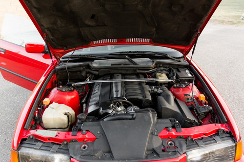 bmw 325is coupe e36 importado us specs