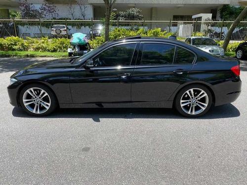 bmw 328 2014  245 hp blindada