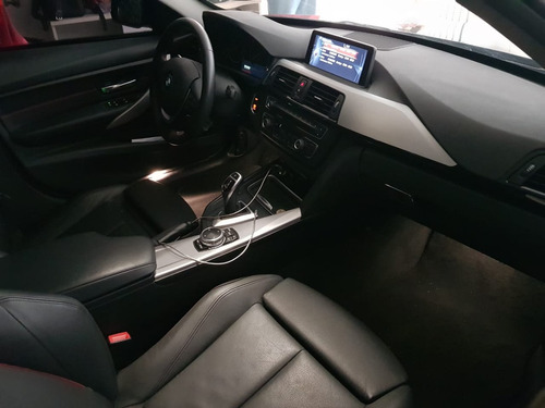 bmw 328 active flex aut. blindada 2015