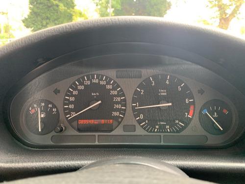 bmw 328 cabriolet 89.000km unica por su estado año 1994!