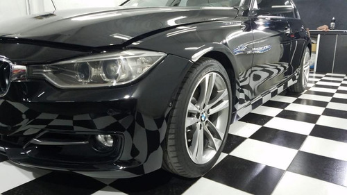 bmw 328 i sport 2013 unico por su estado . impecable .