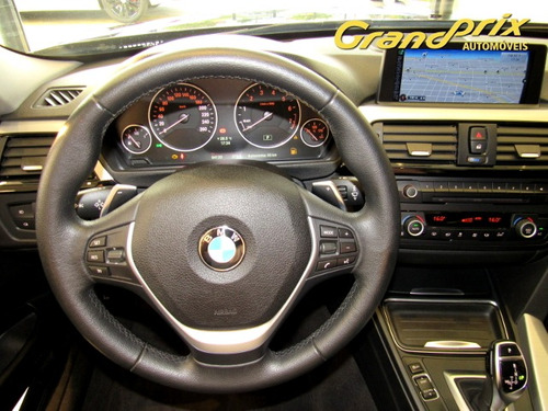 bmw 328i 2.0 gp 2014 16v gasolina 4p automática preta comp