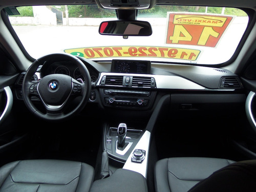 bmw 328i 2.0 sport aut. 5p 2014 blindado teto solar gasolina