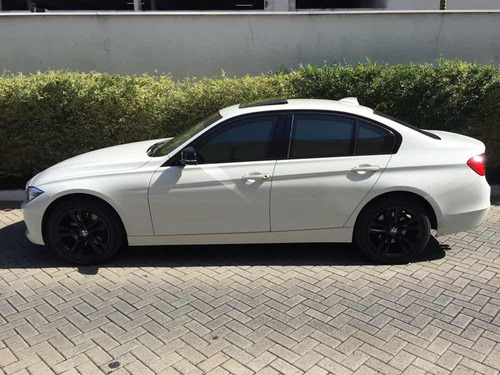 bmw 328i 2.0 sport gp 245hp - 2013 - blindado - 84.000kms