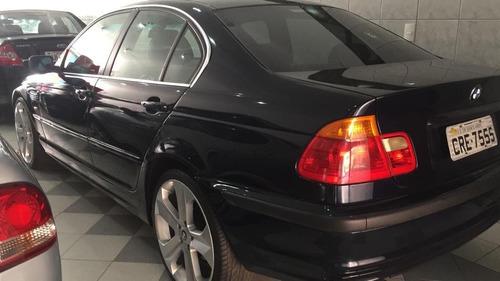 bmw 328i 2.8 exclusive sedan 24v gasolina 4p automático 1999