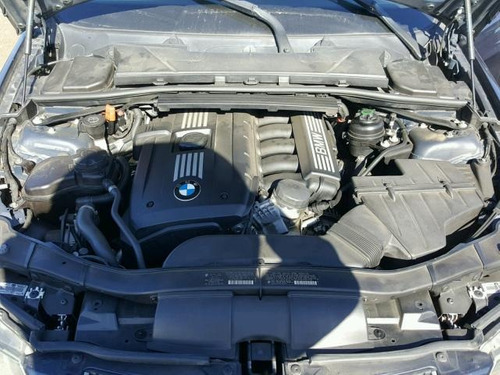 bmw 328i motor 3.0 06-10 yonkeado para partes