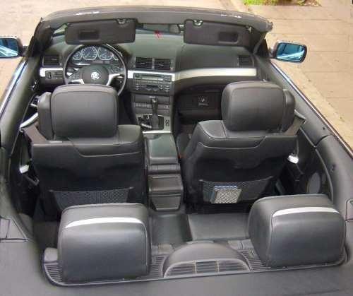 bmw 330 ci cabrio doble techo impecable