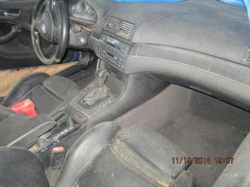 bmw 330i 2002 venta de refacciones