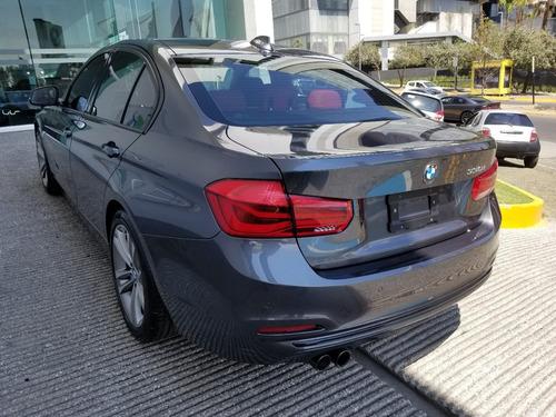 bmw  330ia  sport line aut 2017 de venta en agencia