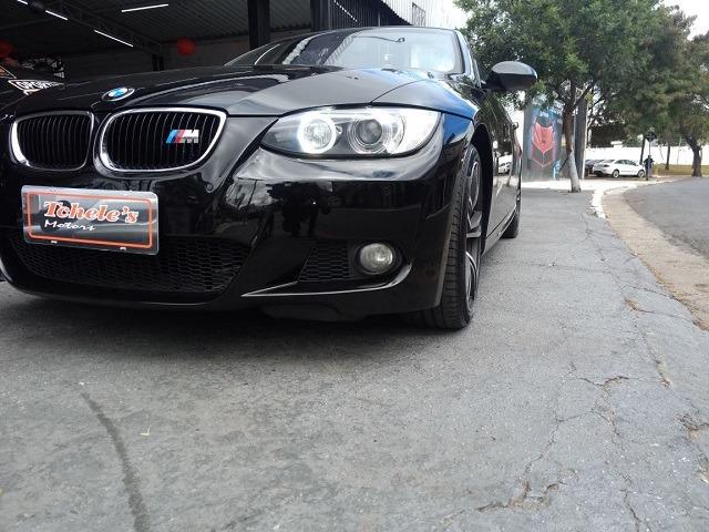 bmw 335 cabriolet 2009 kit m original preta 3.0 cambio zf8