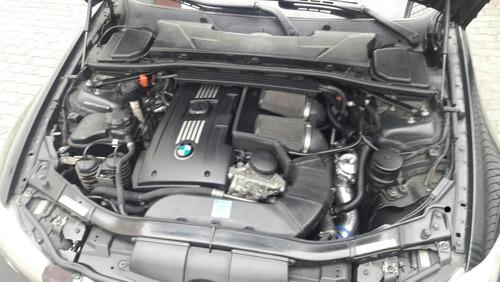 bmw 335i 3,0  bi turbo  306cv  automatica  preta  2009 teto