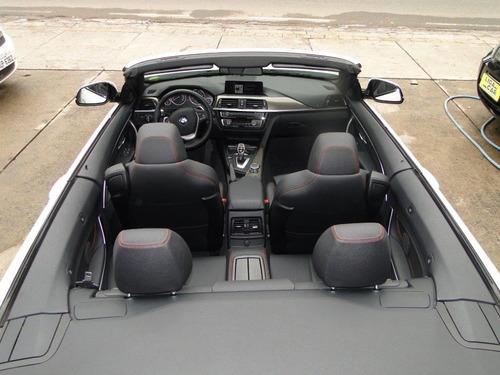 bmw 420 i cabriolet sport 2.0 tb 184 cv- aut 2 portas