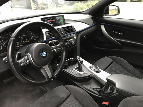 bmw 420 look m turbo 8 cambios 2014