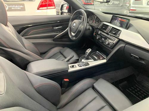 bmw 420i 2.0 sport gp cabrio 16v gasolina 2p automático