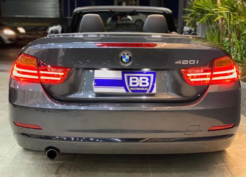 bmw 420i cabrio sport 2015 apenas 40.000km