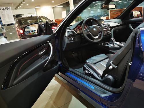 bmw 420i cabrio sport line