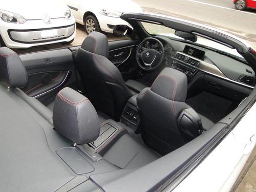 bmw 420i cabriolet sport 2.0 tb 184 cv- aut 2p - 2015