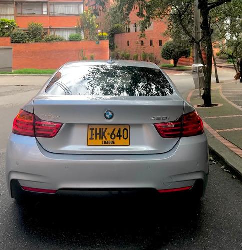 bmw 420i gran coupé (4 puertas)