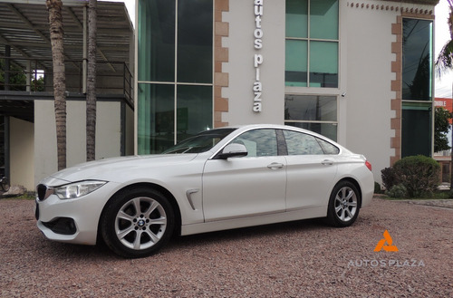 bmw 420i grand coupe  2017 blanco l4 2.0