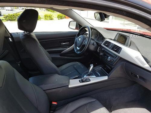 bmw 420ia coupe 2.0t 2016 rojo
