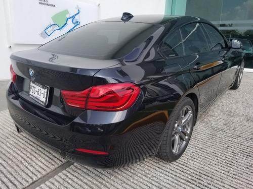 bmw 420ia gran coupe sport line aut 2018 de venta en agencia