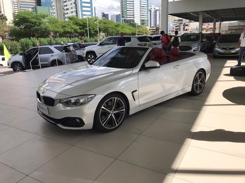 bmw 428i 2.0 sport gp cabrio 16v turbo gasolina 2p