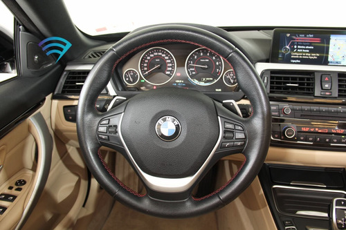 bmw 428i 2.0 sport gp cabrio 16v turbo gasolina 2p