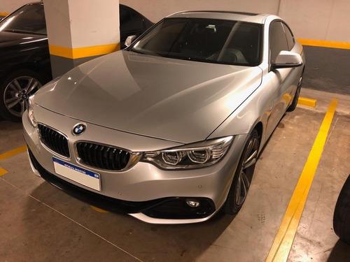 bmw 430i serie 4 2.0 coupe sportline 252cv año 2017 18000kms