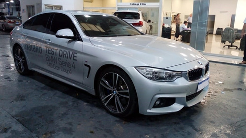 bmw 440i gran coupe m package 2017