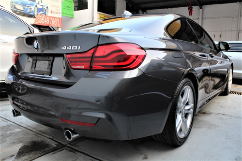 bmw 440ia coupe msport 2018 con 23,711 kilometros