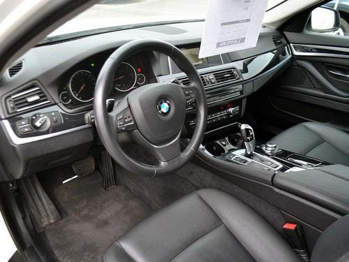 bmw 520 d lci 2.0 aut - 4 puertas 2017