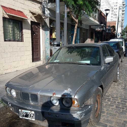 bmw 520i no transferible en pesos