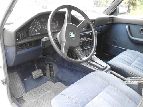 bmw 524 td diesel unico liquido