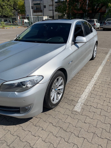 bmw 525d impecable semi nuevo,patentado y rodado en 2013 !!