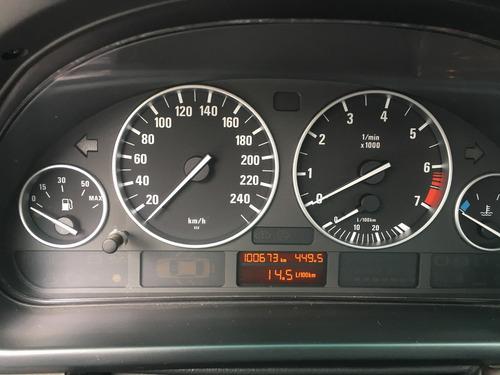 bmw 525i a top line 2003, unico dueño