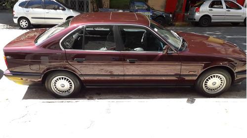bmw 525ia  serie 5 1995/1995 145000km vinho