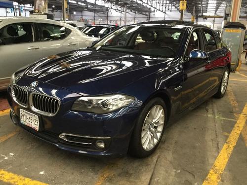 bmw 528ia luxury line aut 2016