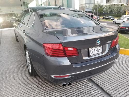 bmw 528ia luxury line aut 2016 de venta en agencia